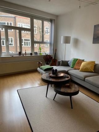 2 1/2 kamer appartement De Baarsjes Amsterdam