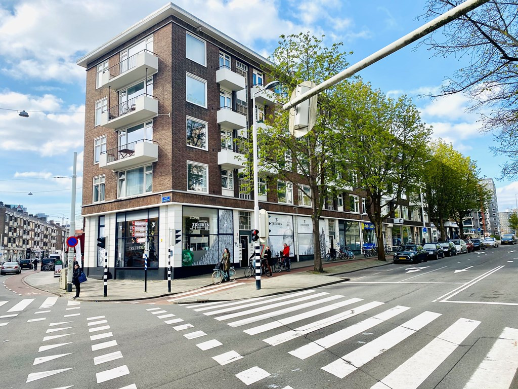 Admiraal de Ruyterweg 34B, 3031 AD Rotterdam, Nederland