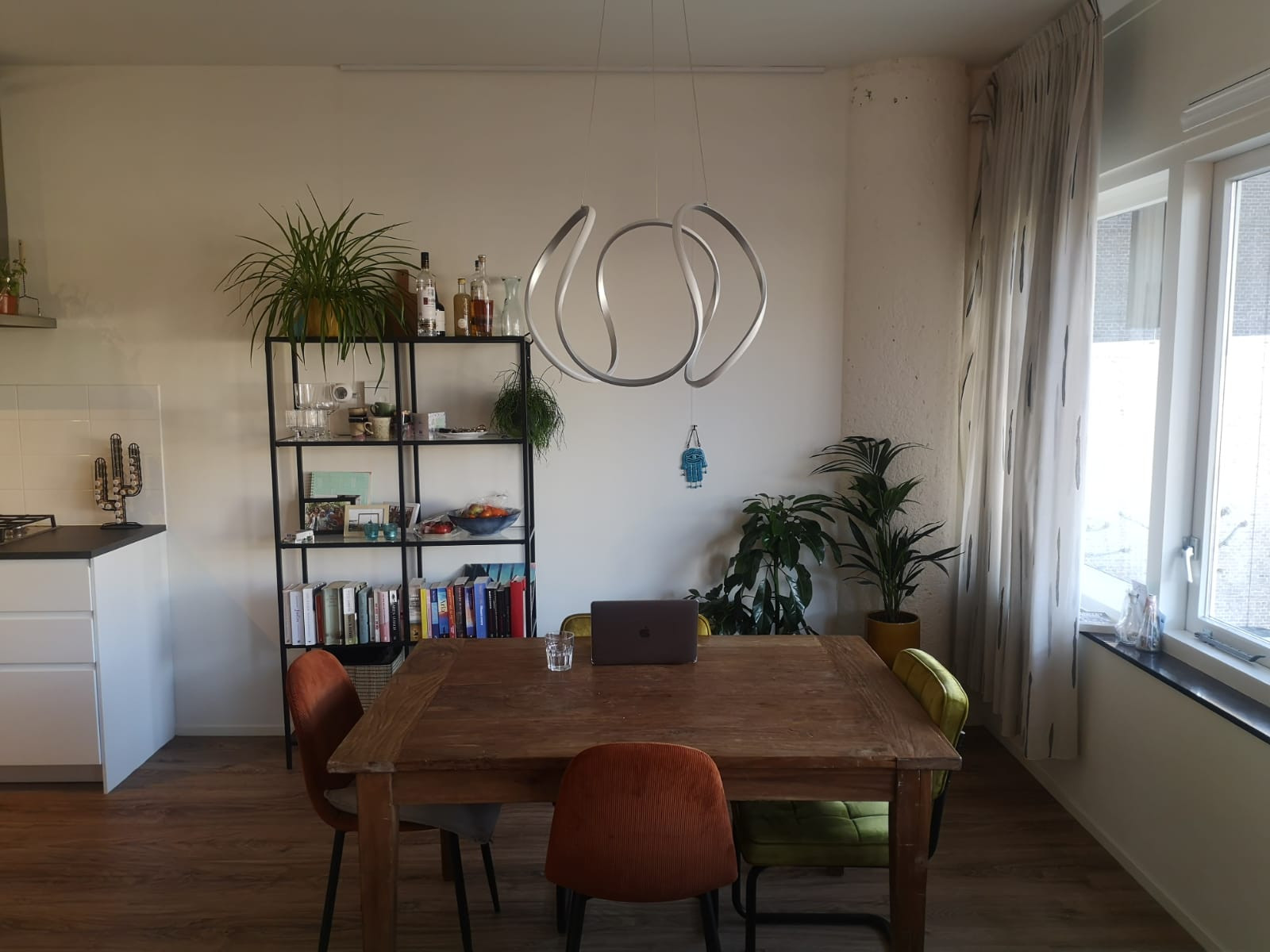 Appartement in centrum Haarlem (dakterras!!)