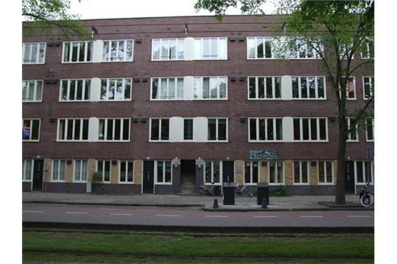 Appartement Rivierenbuurt Churchilllaan Amsterdam