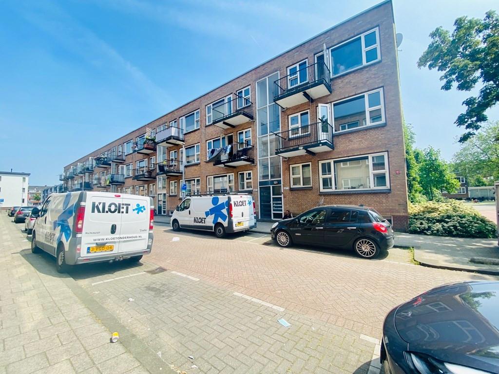 Belgischestraat 52B, 3028 TJ Rotterdam, Nederland