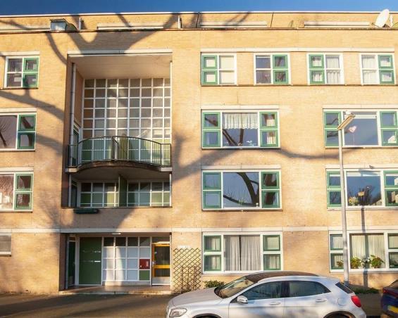 Driekamer appartement in Kralingen-Crooswijk