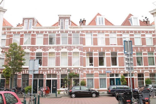 Franklinstraat 143A, 2562 CC Den Haag, Nederland