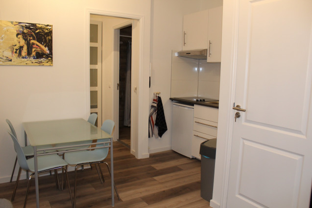 Fully furnished 25m2 apartment in Adam New West