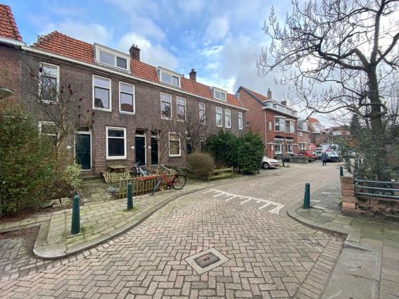 Graaf Jan van Nassaustraat 16B, 3051 GE Rotterdam, Nederland