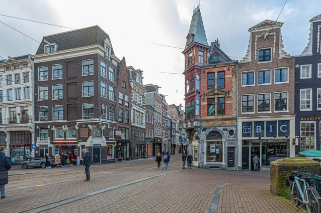 Leidsestraat 39I, 1017 NV Amsterdam, Nederland