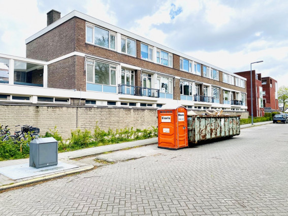 Minstreelstraat 28, 3051 PK Rotterdam, Nederland