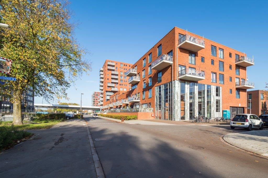 Mooi appartement (67m2)  inclusief parkeerplaats, balkon en dakterras
