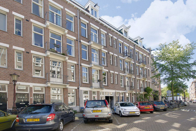 Zonnig appartement in Amsterdam Oost